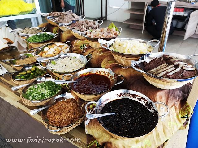 Buffet Ramadan KL 2019