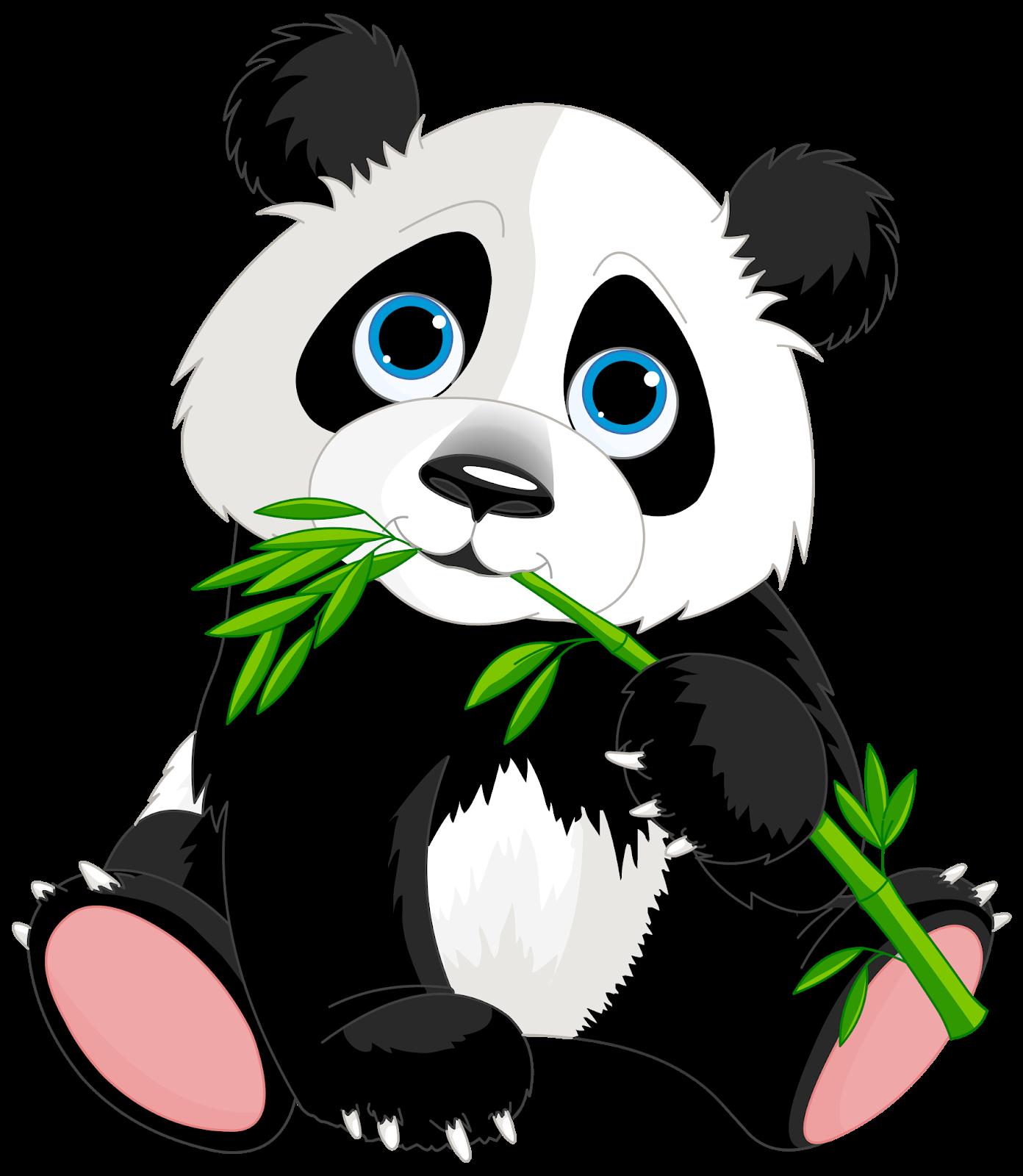 9900 Koleksi Gambar Hewan Panda Hitam Putih Hd Terbaru Gambar Hewan