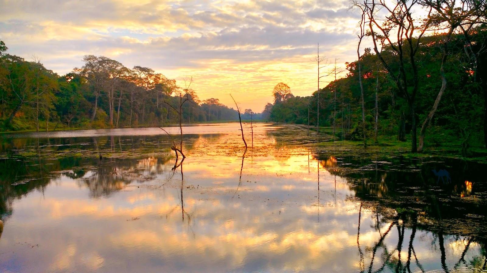 Bayon Gate - Angkor - Siem Reap - Tourisme Cambodge