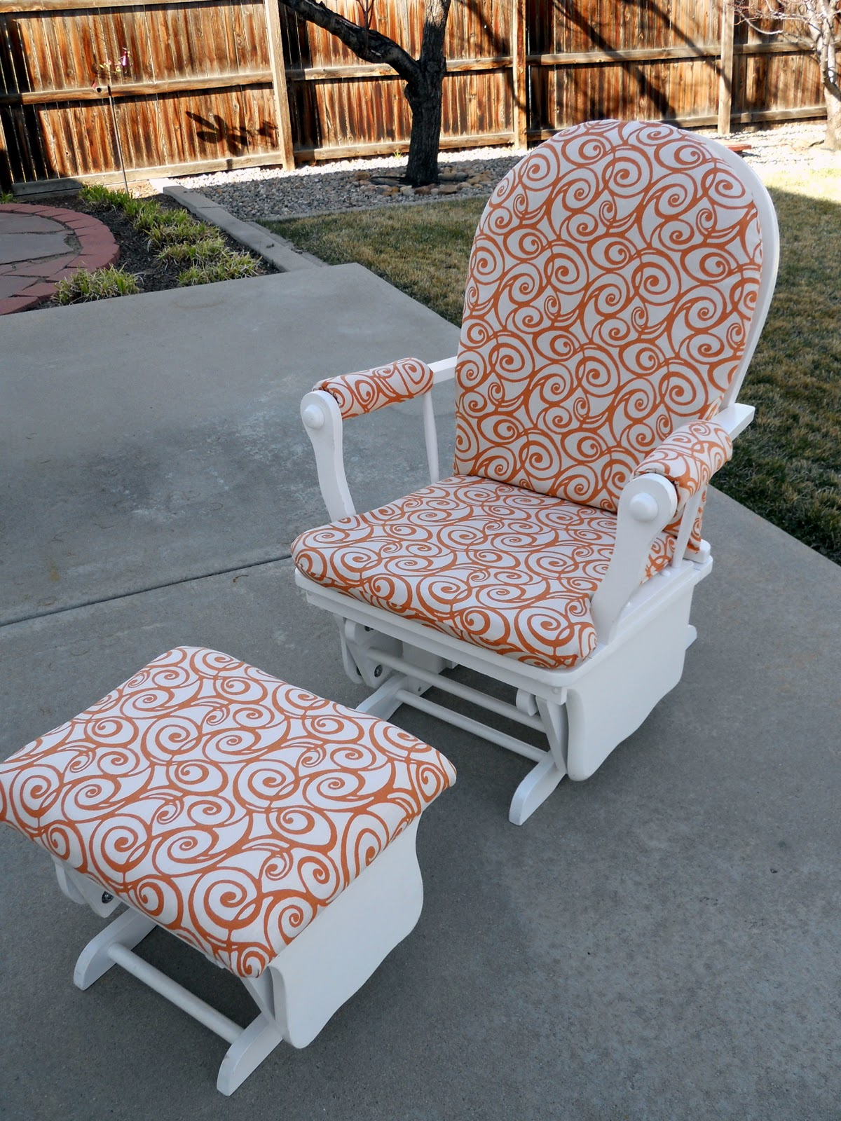 babies r us glider chair australia wooden chairs wedding just another hang up from slightly used to almost new