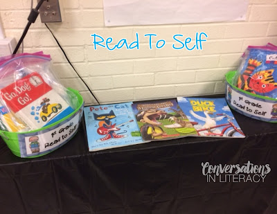 How to Introduce Read to Self