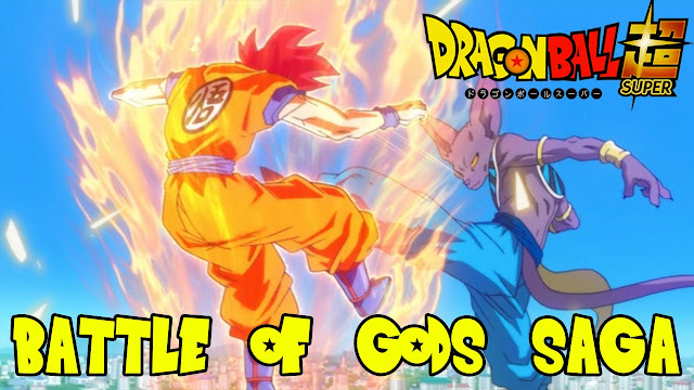 Dragon Ball Super Battle Of Gods Saga Complete Hinglish Subbed