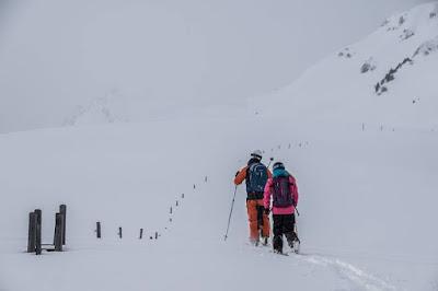 Skitour in Kitzbühel, Skifahren in Kitzbühel