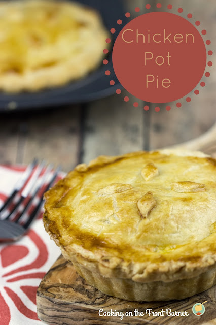 Chicken Pot Pies | Cooking on the Front Burner