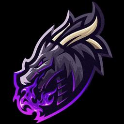 logo guild ff keren polosan serigala