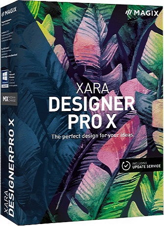 Xara Designer Pro X 15.1.0.53605 poster box cover