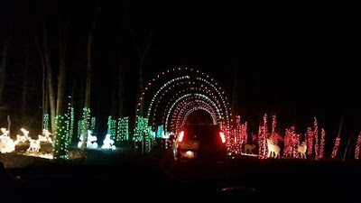christmas light up celebration clinton pa - Overly Country Christmas