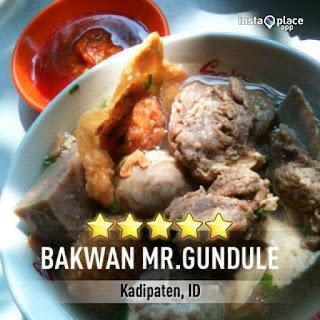 Bakwan Mr Gundule