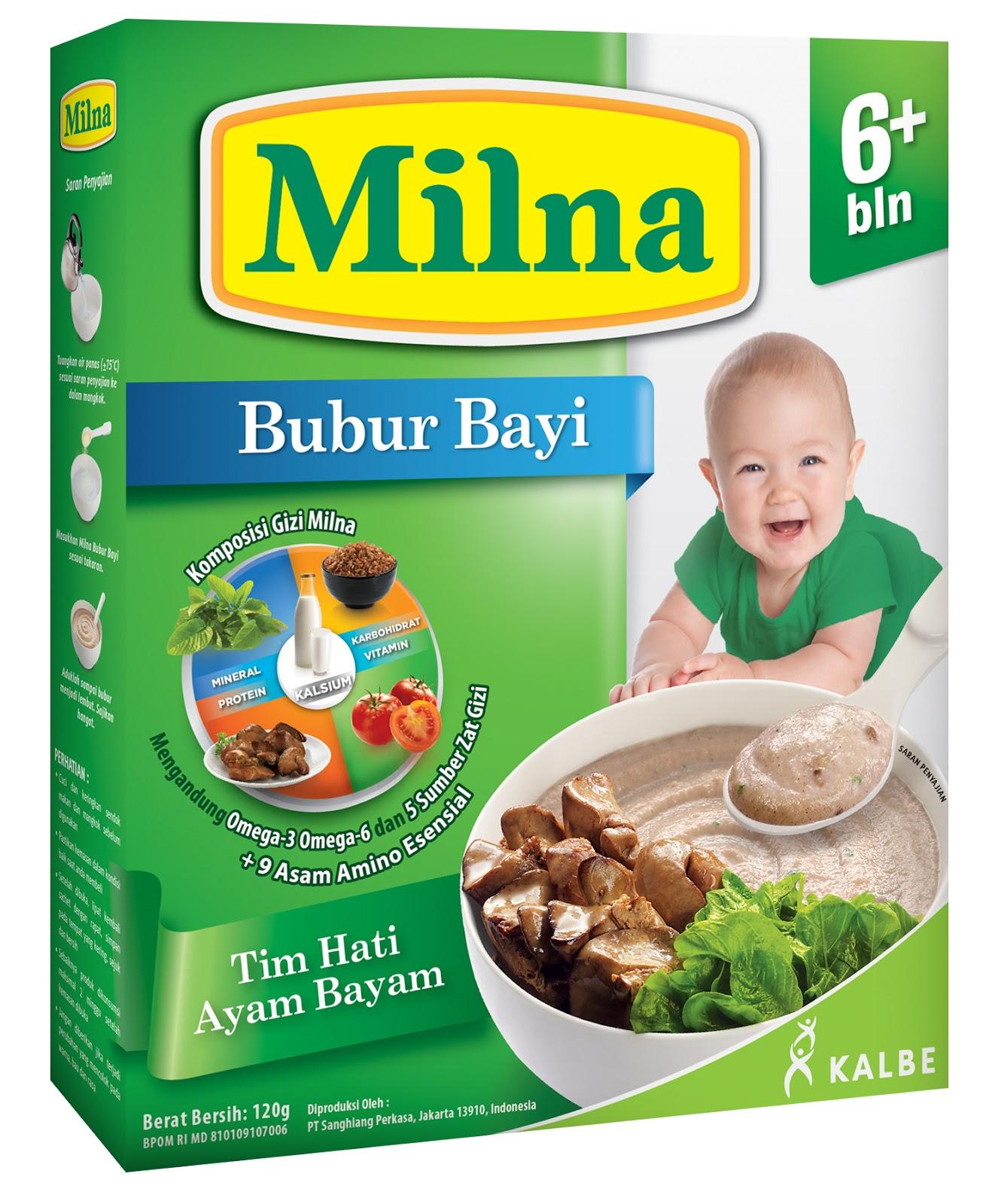 Saya mau tanya makanan pertama untuk bayi 5 bulan,alhmdlh skrg baby saya dah mau 5 bulan?
