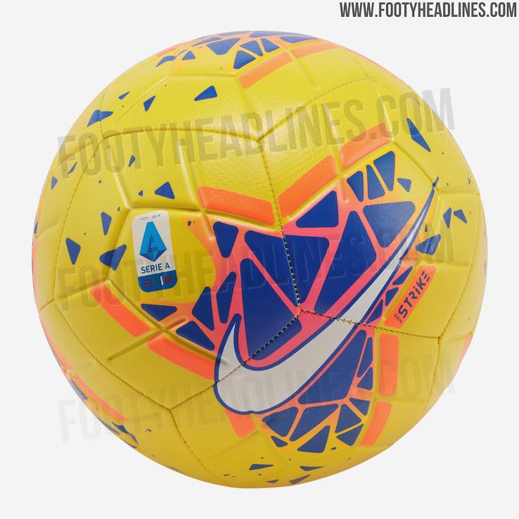 Mesa final empeñar Inmersión  Nike Merlin Serie A 19-20 Winter Ball Leaked - Footy Headlines