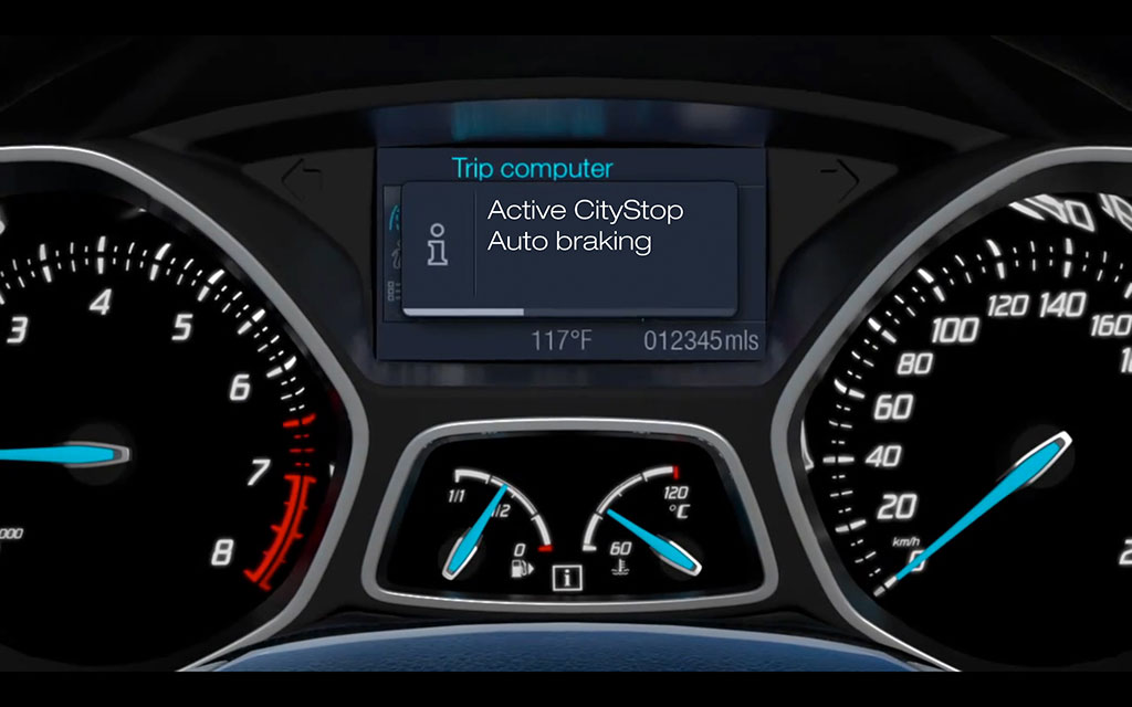 Ford ActiveCityStop 08 Το νέο Ford Focus 1.5L diesel καταναλώνει μόλις 3,4lt/100Km και έχει μηδενικά τέλη κυκλοφορίας
