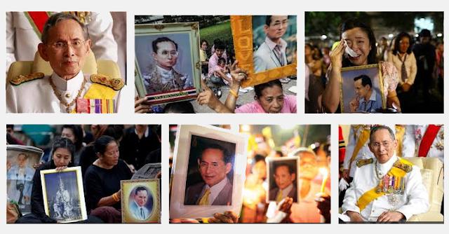 Các lời khuyên dành cho du khách đến Thái Lan trong dịp Quốc tang Đức Vua Bhumibol Adulyadej