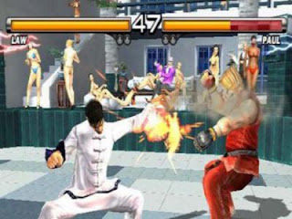 Download Tekken 5 With Crack