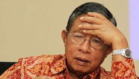 Janji Jokowi Ekonomi Tumbuh 7 Persen Kandas, Menko Darmin Pasrah