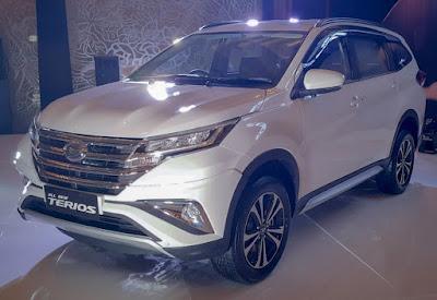 New Daihatsu Terios 2018