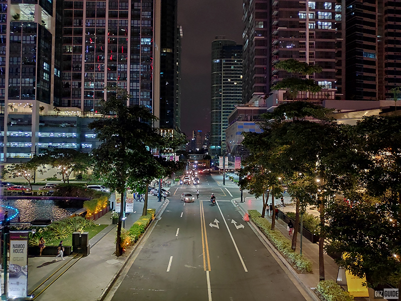 BGC at night 1