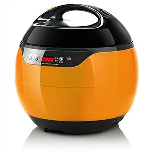 Intelligent electric pressure cooker 4l double bile