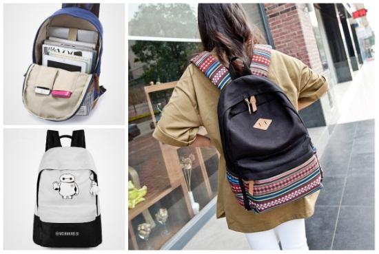 Tas  Wanita Untuk Sekolah