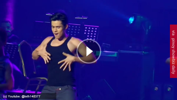 OMG! Xian Lim does the Trumpets Challenge