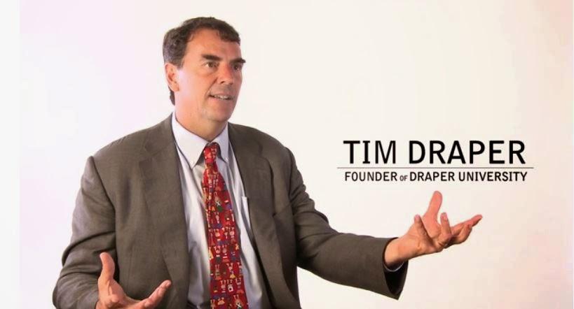 科技泡沫?知名創投Tim Draper:矽谷最少還有兩三年好光景