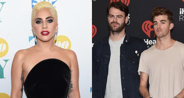 The Chainsmokers hablan sobre la controversia con Lady Gaga en entrevista