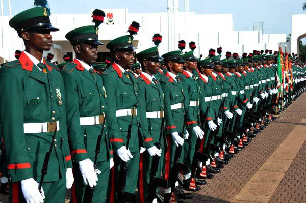 Nigerian Army Recruitment 2017/2018 Application Form Is Out – Apply Now