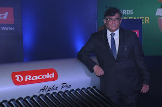 Racold Thermo launches new solar water heaters 'Alpha Pro'