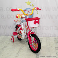 Sepeda Anak Exotic 9911 Mini 12 Inci