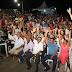 Mais de mil pessoas prestigiam entrega de obras na comunidade de Estiva da Furquilha em São Desidério