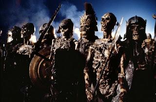 5 Pasukan Mitologi Paling Mengerikan di Film