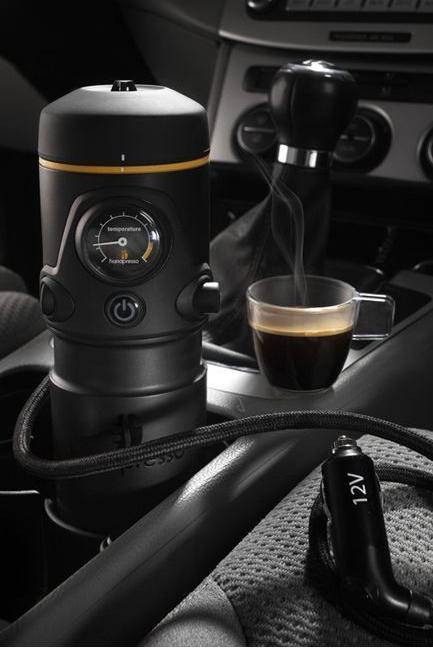 الة صنع القهوة بريسو Handpresso