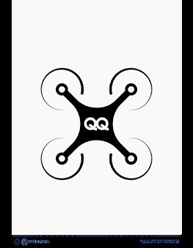 Desain Logo Drone