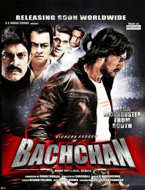 Bacchan 2013 Hindi Dubbed DTHRip 700mb
