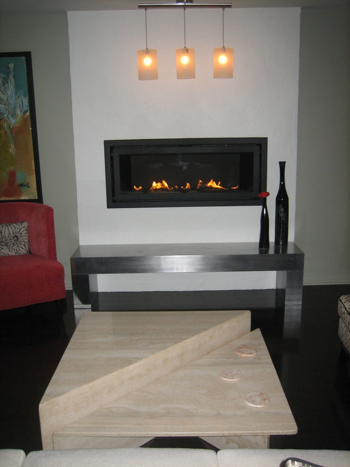 Passive Houses and Fireplaces: Bio-ethanol Ventless Fireplace