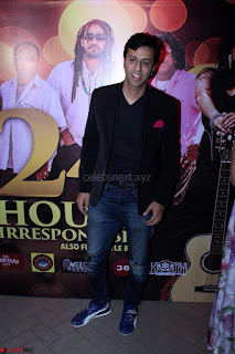 Shibani Kashyap Launches her Music Single led 24 Hours Irresponsible 016.JPG