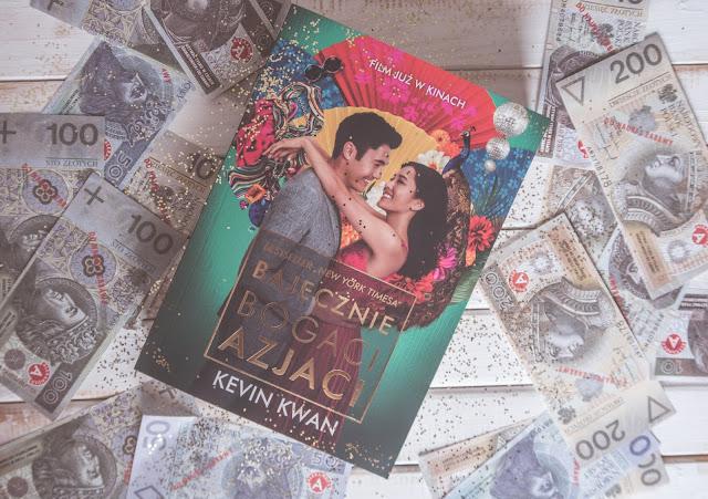 Bajecznie Bogaci Azjaci - Kevin Kwan