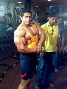 suhas khamkar the indias top bodybuilder: suhas khamkar bodybuilder