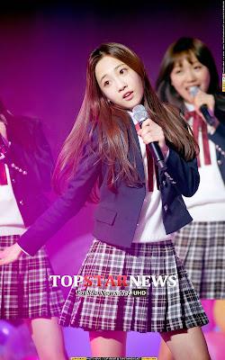 Lovelyz Jiae Live