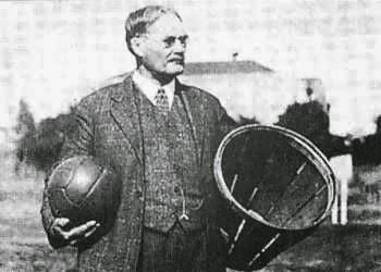 penemu dan sejarah bola basket