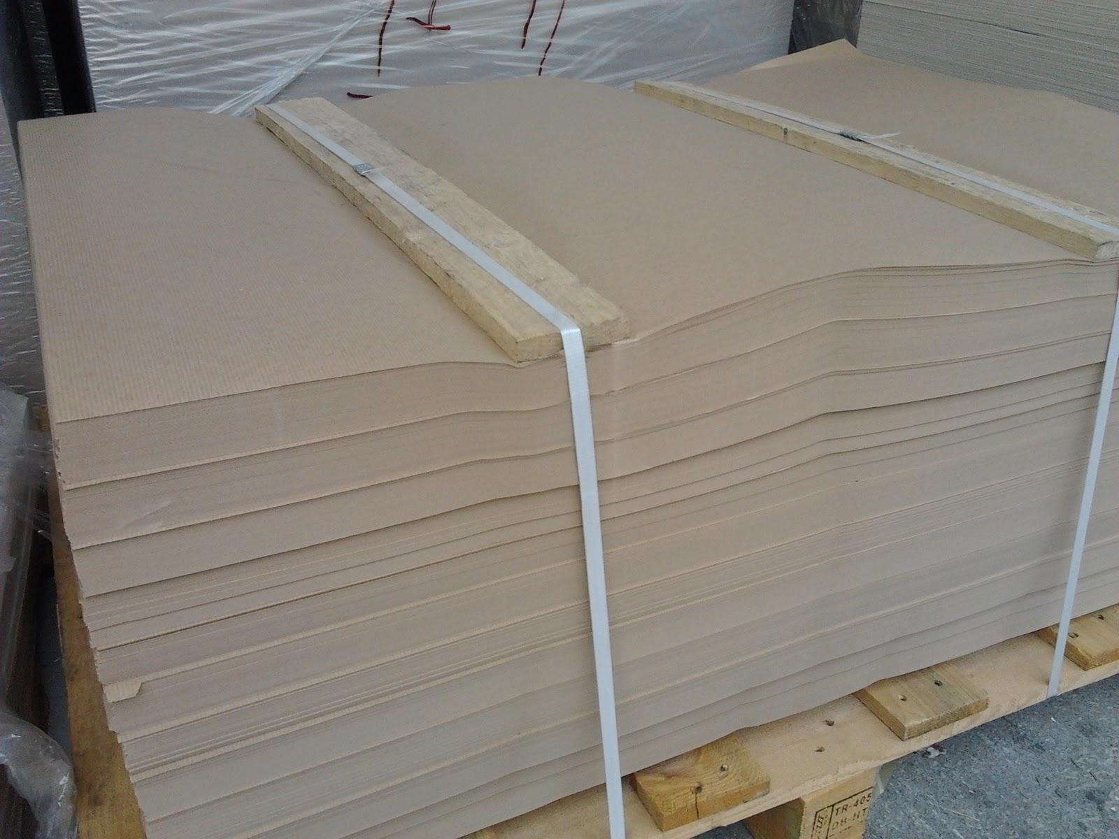 papel kraft en hojas, formatos, 60/75/100/300 gramos