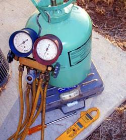 Nạp gas điều hòa R22 Ấn Độ tại Hà Nội