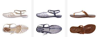 Sandalias muy baratas para ellas