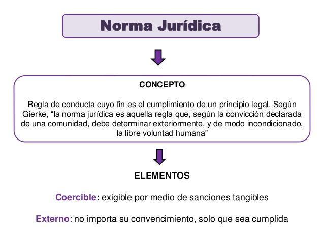 Derecho Venezolano La Norma Juridica