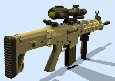 SSX/SS4 Senjata Baru PT.Pindad