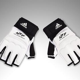 Spennergy Sports: adidas taekwondo protective equipment