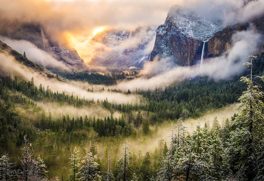 Yosemite Valley, USA