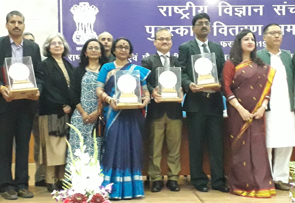 National Award for Science and Technology Communication for the year 2018