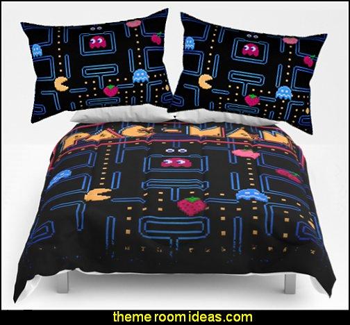 pacman bedding pacman pillows