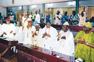 Ibadan Now Has 32 crown Kings