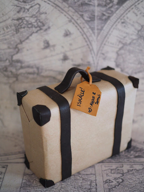 Kaikki Paketissa | Matkalaukku paketti